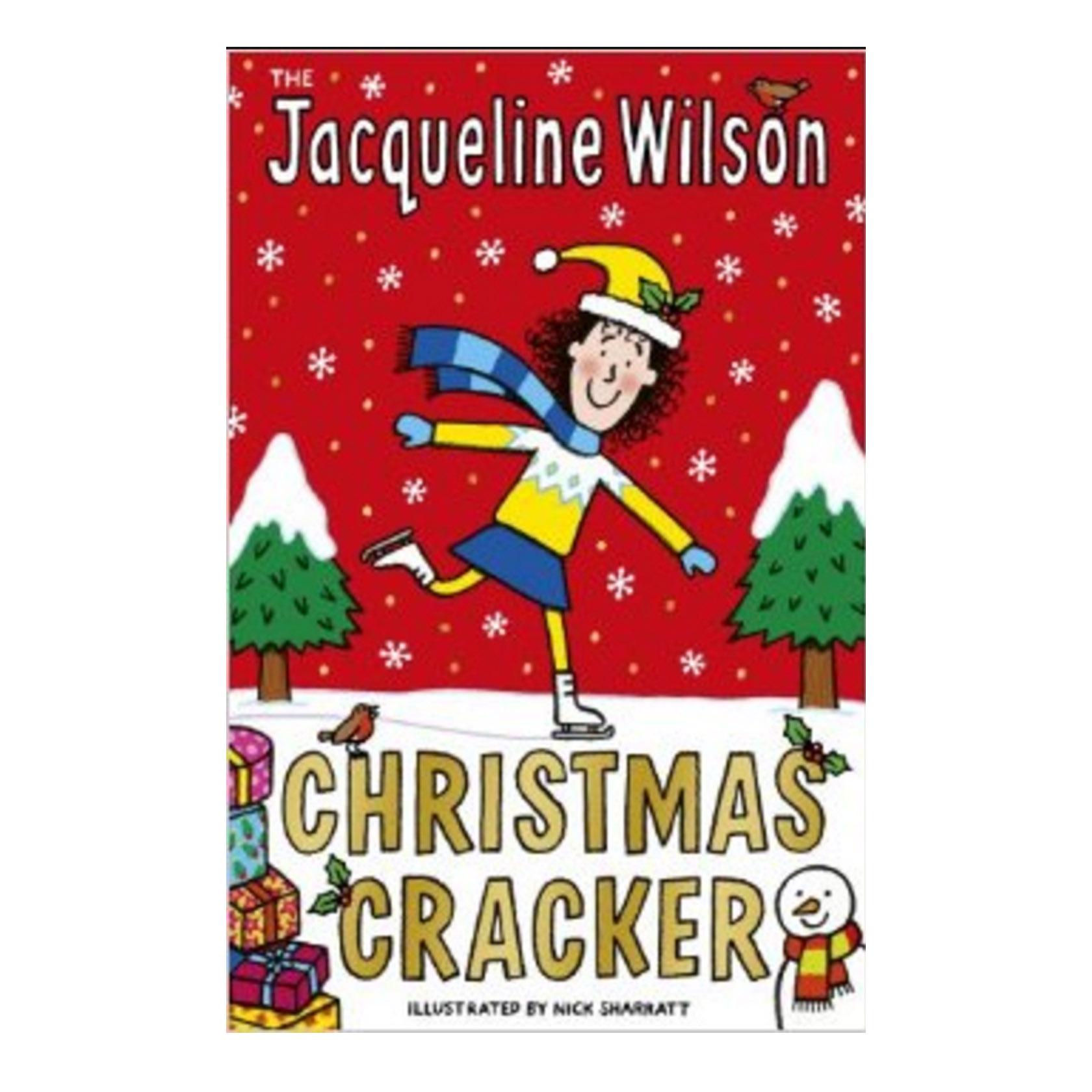 Christmas Cracker By Jacqueline Wilson A Novel Idea